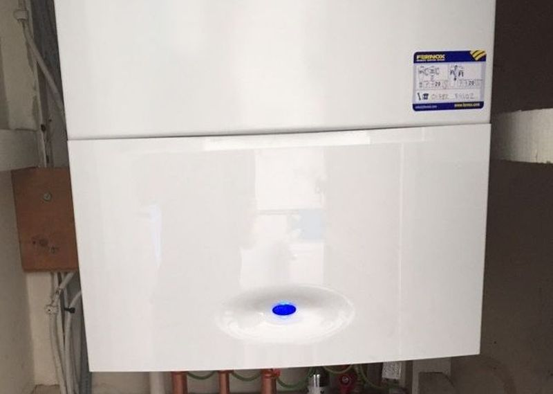new worcester boiler installation in stevenage
