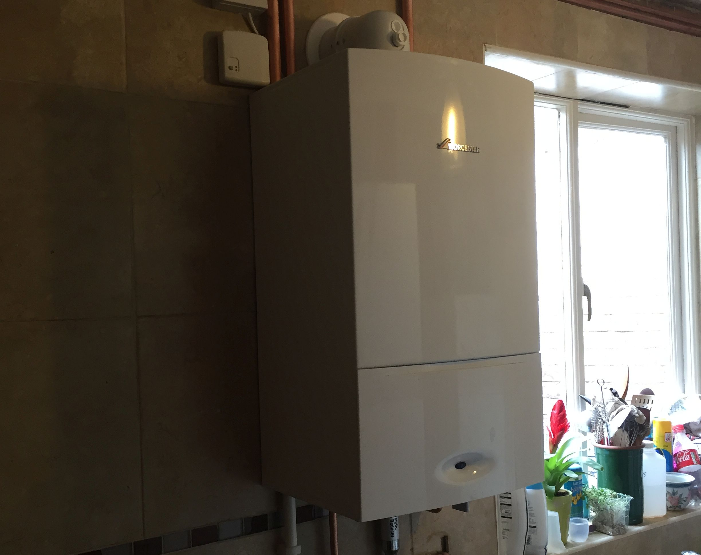 worcester boiler repairs in stevenage